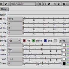 ColorGrader for Nuke 1.0.0