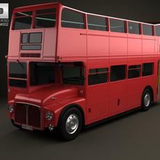 AEC Routemaster RMC 1954 3D Model