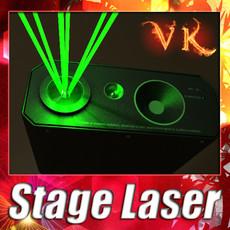3D Model Laser Stage Light 06 3D Model