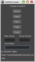 MT Control Curves for Rigging for Maya 2.1.2 (maya script)