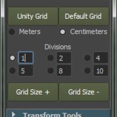 jbUnity Tools for Maya 1.4.4 (maya script)