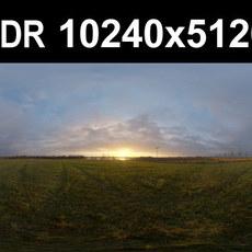 HDRI 106 Dawn Sky