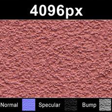 Plaster 01 Red - High Res Set