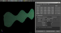 curveGenerater for Maya 1.2.0 (maya script)