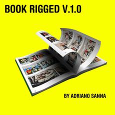 Book Rig for Maya v.1.1.2 3D Model