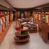 04 18 13 414 men cloth store shop interior 3d model paul and shark 4