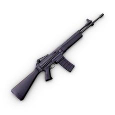 M96 Rifle 3D Model