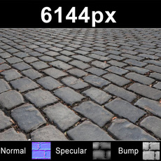 Paver Blocks 12 - High Res Set