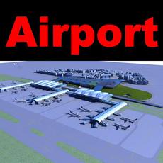 Airport 11 3D Model