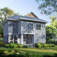 House 010 3D Model