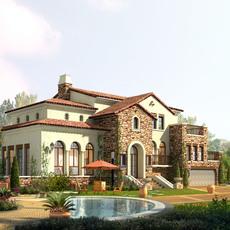House 042 3D Model