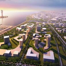 Urban design 070 3D Model