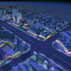 Urban Design 017 3D Model