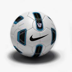 Nike T90 Tracer Soccer Ball Pack 3D Model