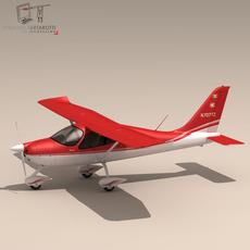 P2008 JC 3D Model