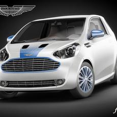 Aston Martin Cygnet Colette 3D Model
