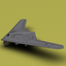 RQ-170 Sentinel 3D Model