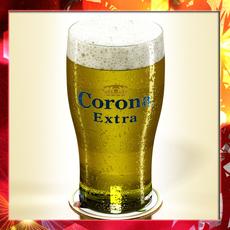 Corona Pint of Beer 3D Model