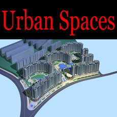 Urban Design 111 3D Model