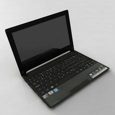 Notebook laptop ACER eMachines 355 3D Model