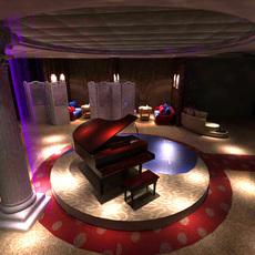 Bar 039 3D Model