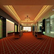 Commercial Space 010 3D Model