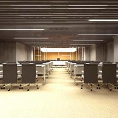 Conference Room 003 3D Model