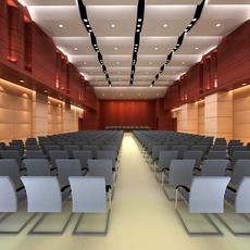 Conference Room 066 3D Model