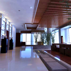 Elevator Space 20 3D Model