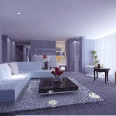 Guest room 034 3D Model