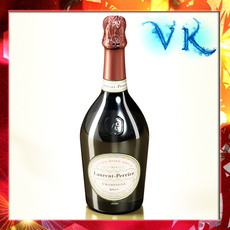 Laurent Perrier - Champagne Bottle. 3D Model