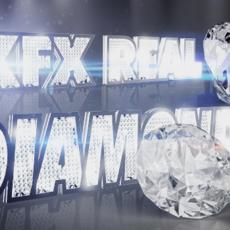 Fxfx Real Diamond for Cinema4d 1.0.0 (cinema4d script)