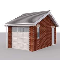Garage 1 3D Model