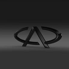 Chery Automobile Logo 3D Model