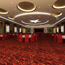 Restaurant 083 3D Model