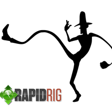 """Rapid Rig: Advanced"" - Auto Rig for Maya for Maya 2.3.1 (maya script)"