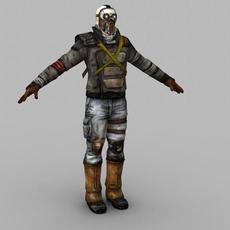 Bandido-Maya Rig for Maya 0.0.1