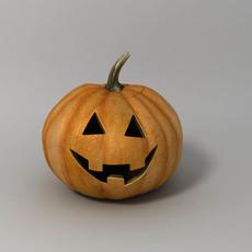 Jack O Lantern 3D Model
