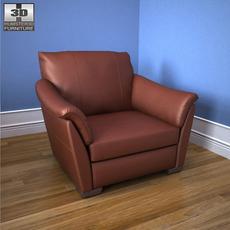 IKEA ALVROS armchair 3D Model