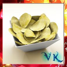 Chips Bowl 3D Model