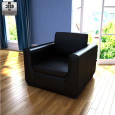 IKEA SMOGEN armchair 3D Model