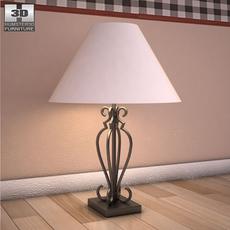 Ashley Huey Vineyard Table Lamp 3D Model