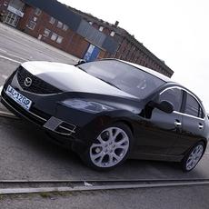 Mazda 6 3D Model