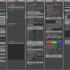 Ninja Mesh for Maya 3.1.0 (maya script)