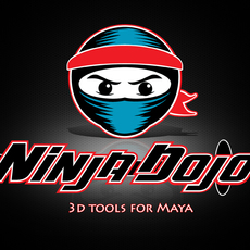 Ninja Dojo (Grand Master) w/Ninja City for Maya 5.9.0 (maya script)