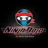06 51 44 564 ninjadojo logoblack 4