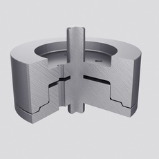 Sink punch tool 3D Model