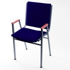 C16 Chair 3D Model