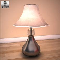 Ashley I-Zone Bookcase Table Lamp 3D Model