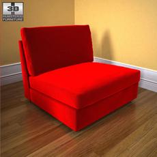 IKEA Kivik One-seat section 3D Model